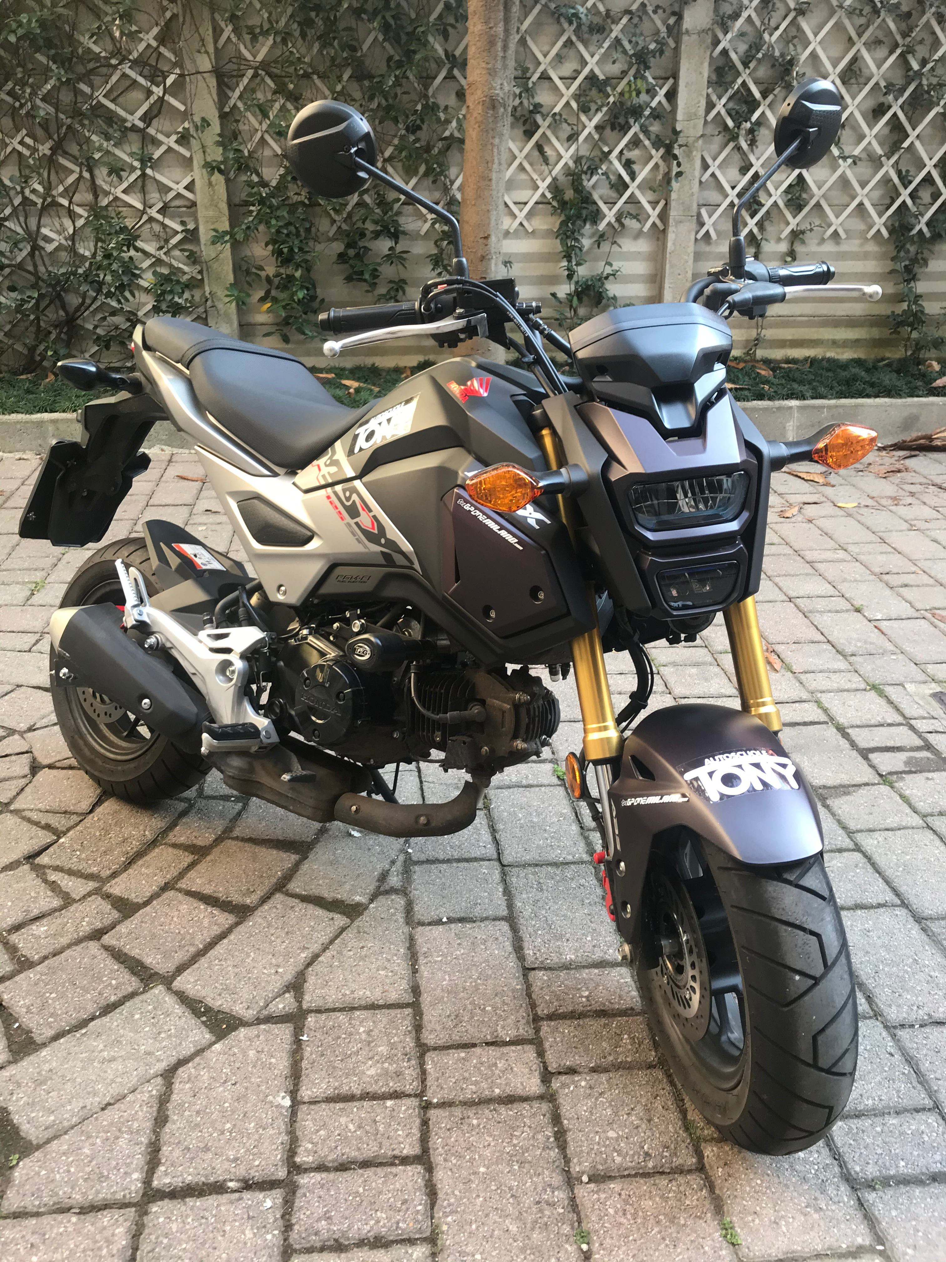 Foto Moto A1 per sito
